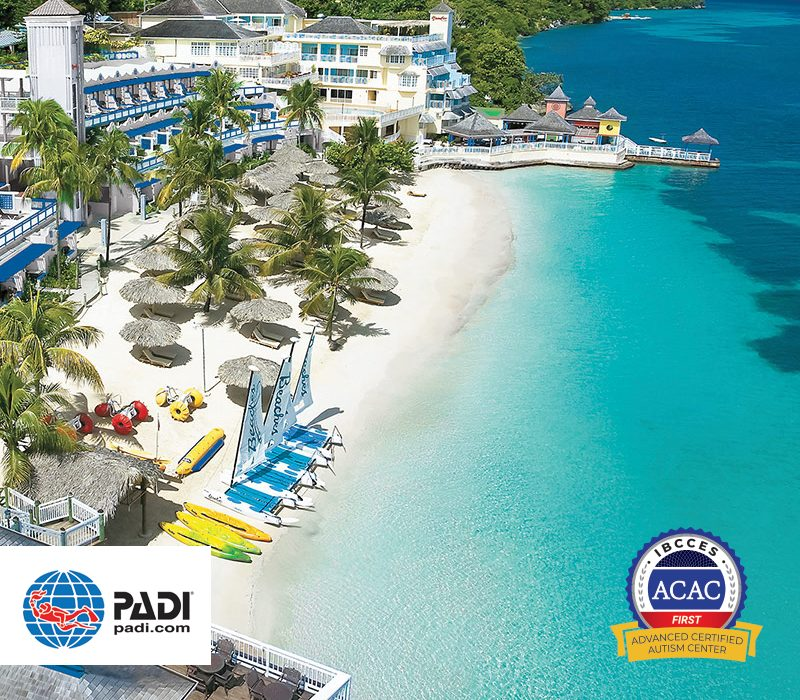PADI Dive Center at Beaches Resorts® – Ocho Rios, Jamaica – First ACAC