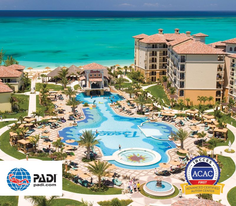 PADI Dive Center Beaches Resorts® – Turks and Caicos – First ACAC