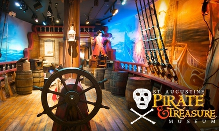St. Augustine Pirate Museum – St. Augustine, FL