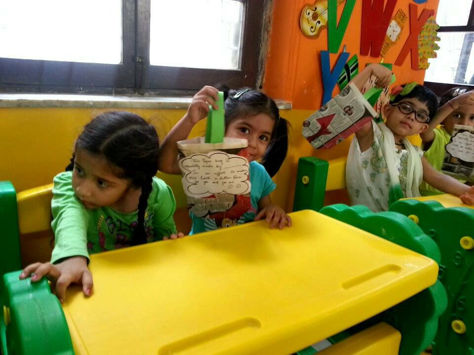 Tulipians Academy PVT.LTD (Tulipians Pre And Primary INCLUSIVE schools )