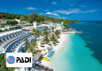PADI Dive Center at Beaches Resorts® – Ocho Rios, Jamaica