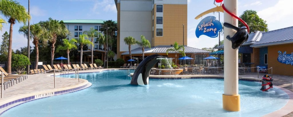 Springhill Suites by Marriott Orlando at SeaWorld and Fairfield Inn and Suites by Marriott Orlando at SeaWorld