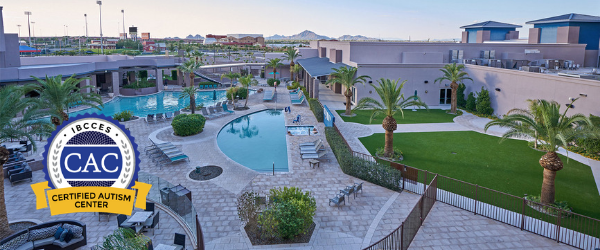 heraton Mesa Hotel Feature