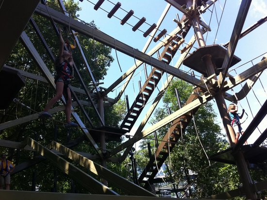 SkyTrail Wisconsin Adventure Zone