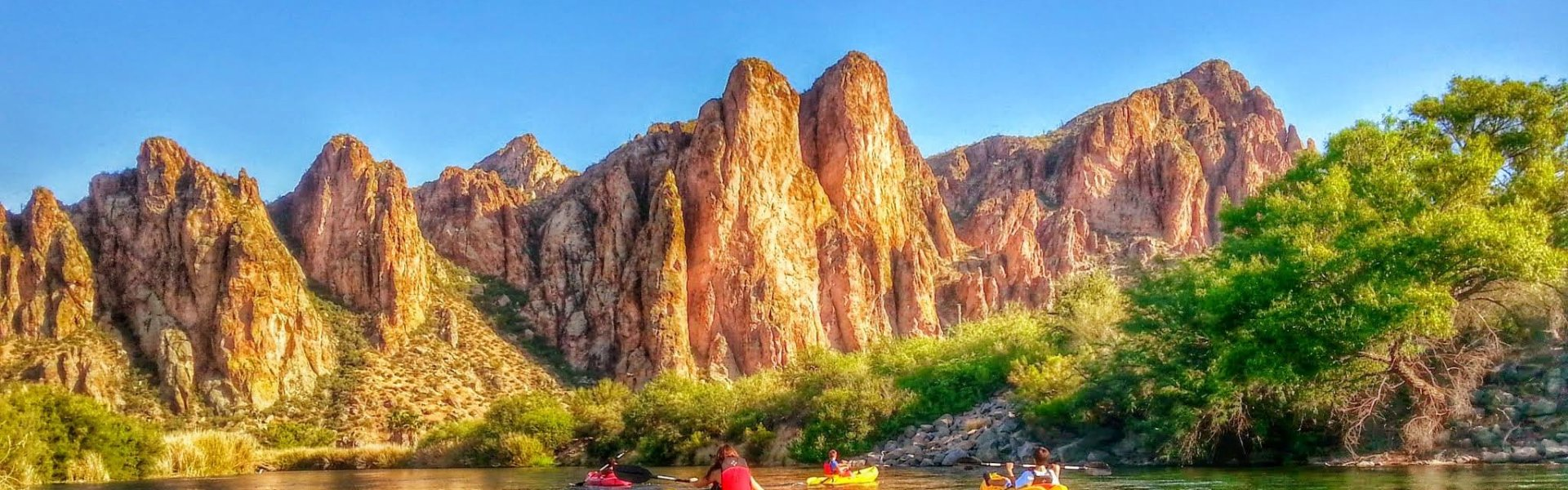 Visit Mesa river