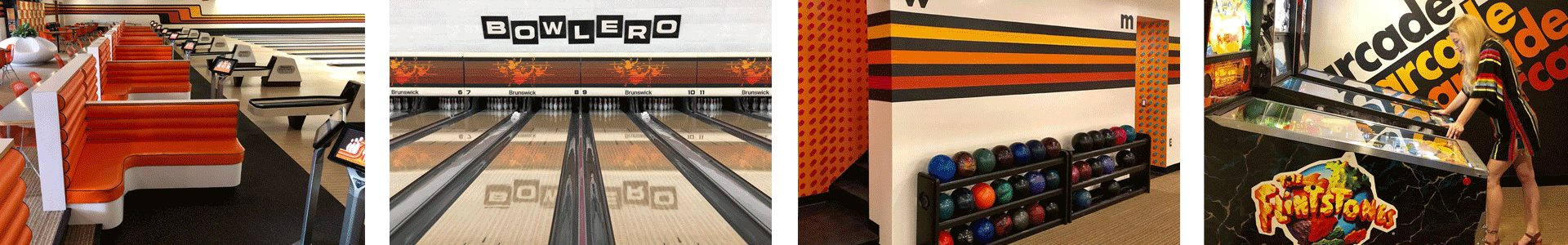 Bowlero Lanes Photo Banner