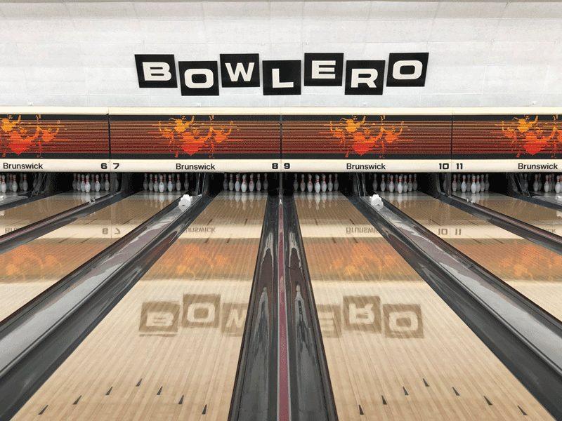 Bowlero Lanes & Lounge