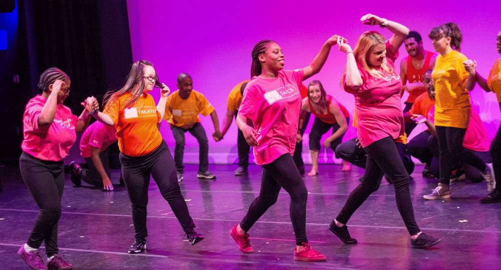 Dr Phillips theater kids group