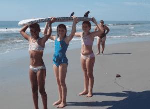 Myrtle Beach surf camp