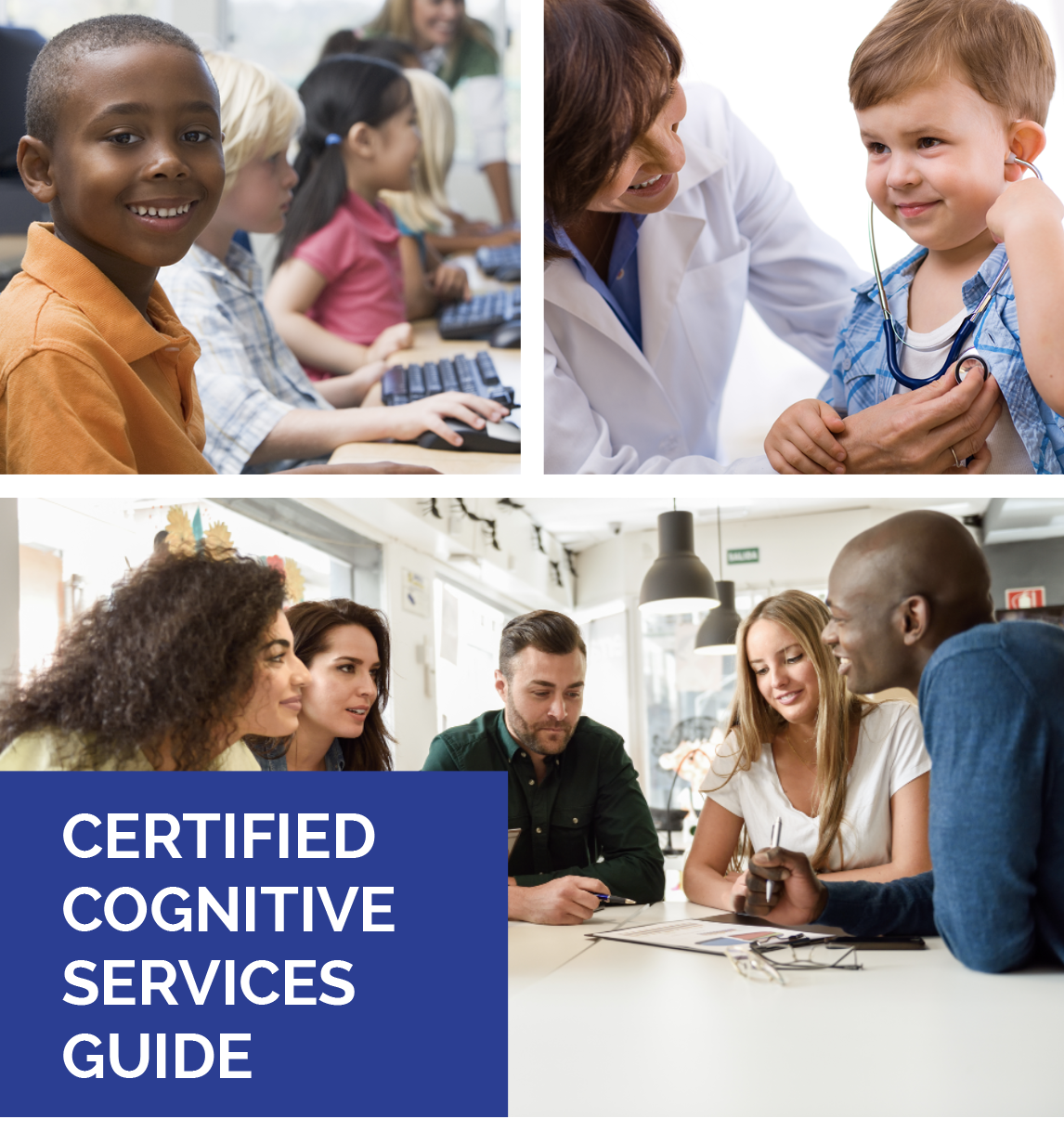 Certified Cognitive Services Guide Cover
