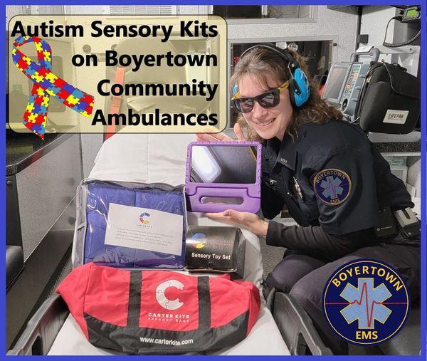 Boyertown Community Ambulance Service
